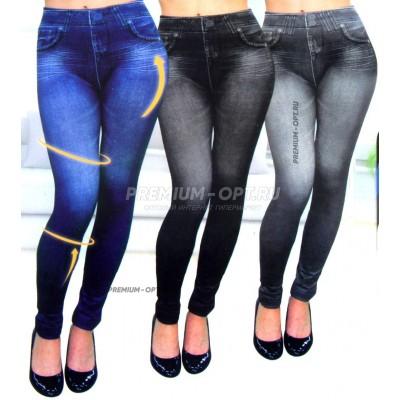 Корректирующие джинсы (леджинсы) Slim'n Lift  Jeans оптом