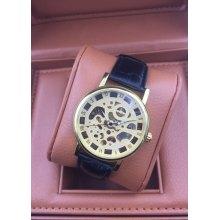 Наручные часы Winner Skeleton (механика, 4 цвета) оптом