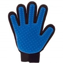 Перчатка для вычесывания шерсти домашних животных True Touch оптом