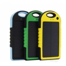 Power Bank на солнечных батареях Solar Charger 5000 mAh оптом