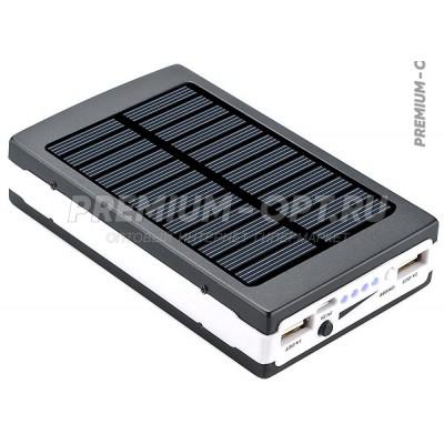 Power Bank на солнечных батареях Solar Charger 20000 mAh оптом