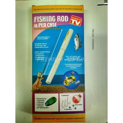 Мини-удочка в форме ручки Fishing rod Оптом