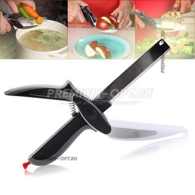 Умный нож-гибрид Clever Cutter Оптом