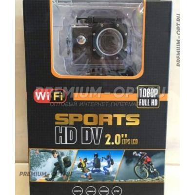 Экшн камера 1080p sports hd dv 2.0 ltps lcd оптом