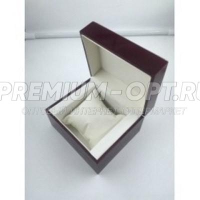 Деревянная коробка для часов оптом