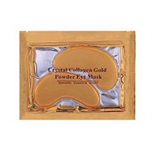 Коллагеновая маска для глаз Crystal Collagen Gold Powder Eye Mask оптом