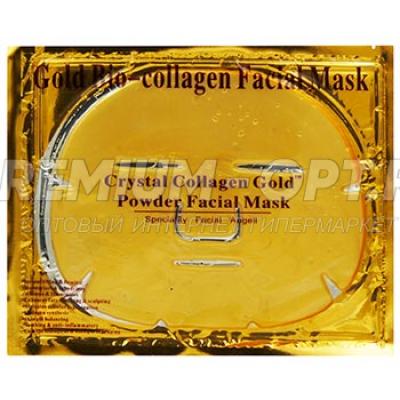 Коллагеновая маска для лица Gold Bio-collagen Facial Mask оптом