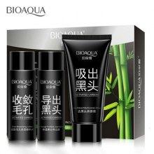 Набор для очистки кожи лица BioAqua 3 в 1 оптом