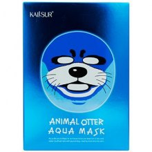 Тканевая маска для лица Animal Otter оптом