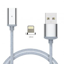 МАГНИТНЫЙ USB КАБЕЛЬ DATA CABLE (IPHONE/ANDROID) ОПТОМ