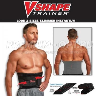 Эластичный пояс для похудения Vshape Trainer оптом