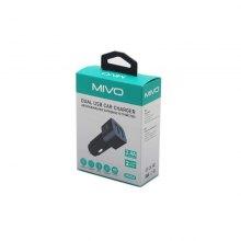 Автомобильное зарядное устройство Mivo MU242 оптом