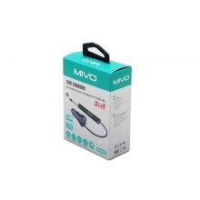 Автомобильное зарядное устройство Mivo MU245T оптом