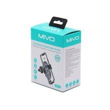 Автомобильный держатель для телефона  с беспроводной зарядкой Mivo MZ15 оптом