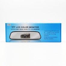 Зеркало монитор для камеры заднего вида CX430 оптом