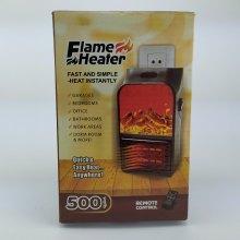 Портативный обогреватель-камин Flame Heater оптом