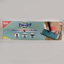 Самоотжимающаяся швабра Titan Twist Mop  оптом