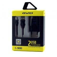 Адаптер+кабель Android C-900 Awei оптом