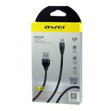 Шнур Android Awei CL-28 оптом