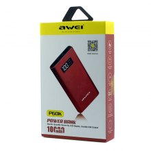 Power Bank 10000Mah P60K Awei оптом