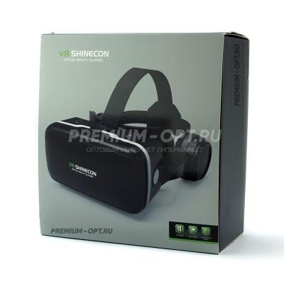 Shinecon виртуальные очки с наушниками оптом