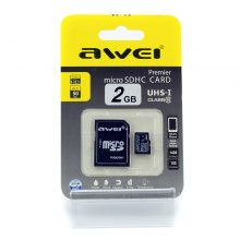 Карта памяти microSD Awei 2gb оптом