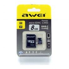 Карта памяти microSD Awei 8gb оптом