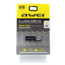 USB флешка Awei 2gb оптом