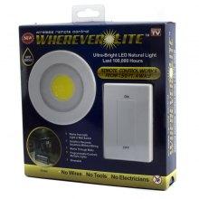 Светильник с беспроводным выключателем Wherever Lite оптом