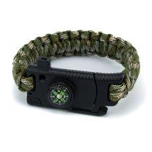 Браслет для выживания Paracord Bracelet оптом