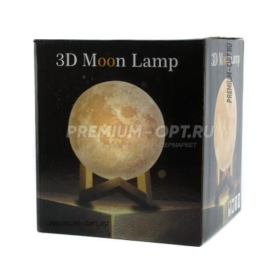 3D Светильник Moon Lamp оптом