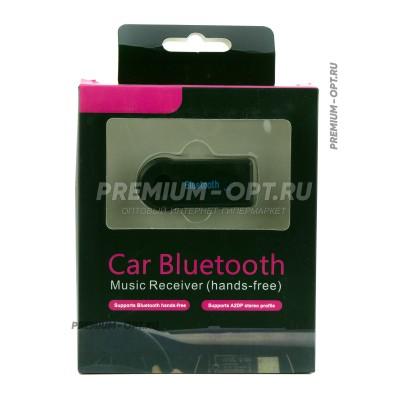 Bluetooth ресивер для автомобиля 1 оптом