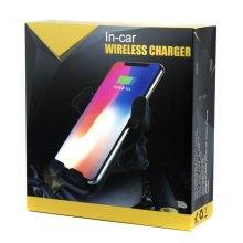 Беспроводная автомобильная зарядка In-car Wireless Charger оптом