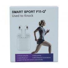 Беспроводные наушники Smart Sport F11-Q2 оптом