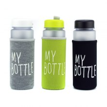 Бутылка для воды My Bottle с чехлом оптом