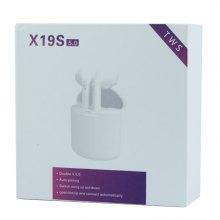 Беспроводные наушники X19S 5.0 TWS оптом