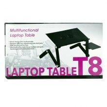 Складной столик для ноутбука Laptop table T8 оптом