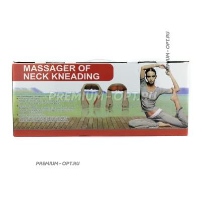 Массажёр Massager of neck kneading оптом