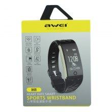 Фитнес-браслет Awei H1 Heart Rate Smart оптом