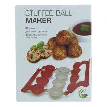 Форма для изготовления шариков Stuffed ball maker оптом
