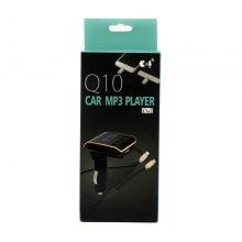 Автомобильный Bluetooth FM-модулятор Q10 Car Mp3 Player оптом