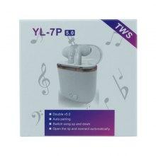 Беспроводные наушники YL-7P 5.0 TWS оптом