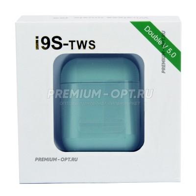 Беспроводные наушники i9S-TWS цветные оптом