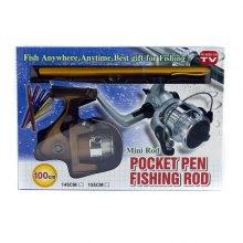 Карманная удочка Pocket Pen Fishing Rod оптом
