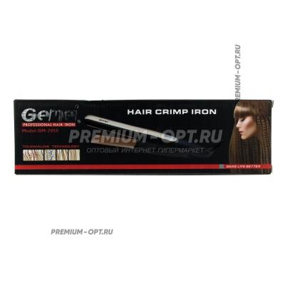 Плойка - гофре Gemei GM-2955 оптом