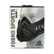 Тренировочная маска Fdbro Sports Training Mask 3 оптом
