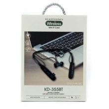 Беспроводные наушники Wireless KD-355BT оптом