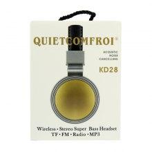 Беспроводные наушники wireless KD 28 оптом