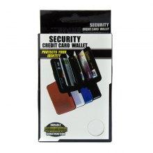 Кейс для кредитных карт Security Credit Card Wallet оптом