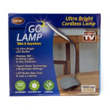 Настольная беспроводная лампа Go Lamp оптом